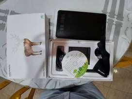 Tableta Gráfica De Dibujo Huion Inspiroy H640p