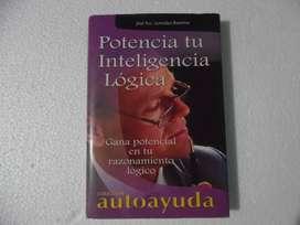 Potencia Tu Inteligencia Lógica. Libro