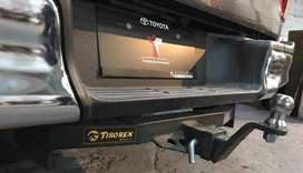 Fabricamos Barras de Tiro para Ford Mazda D-max Amarok Toyota Jac