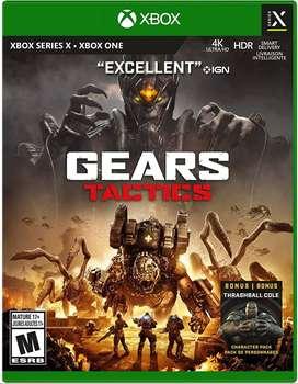 Gears Tactics Xbox One Fisico
