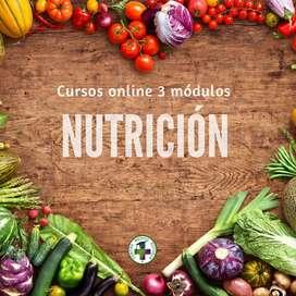 Curso Online de Nutrición en Centro Medico Escuela