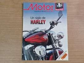 Revistas Motor 80 y 90