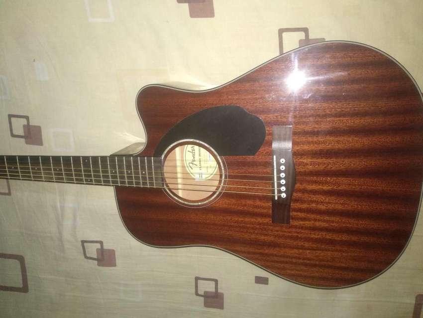 REMATO Fender electroacustica CD60sce  estuche 0