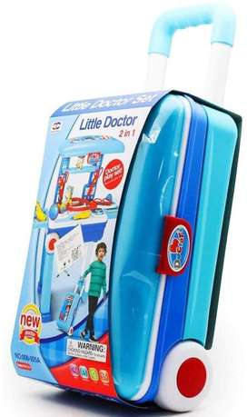 Maleta Doctor Kids