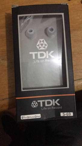 Audifonos TDK