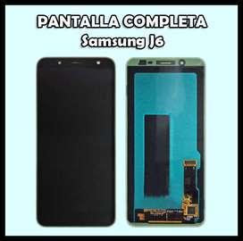 Pantalla Samsung J6