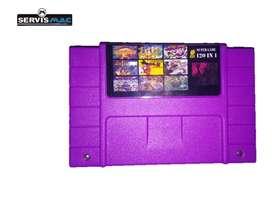 Juegos Snes Super Nintendo 120en 1