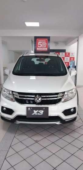 Promoción de camioneta Dingfeng X3.