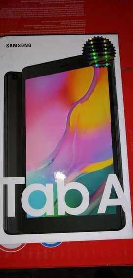 Venta de tablet color negra marca Samsung