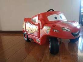 Carro montable little tikes original Rayo McQueen Cars