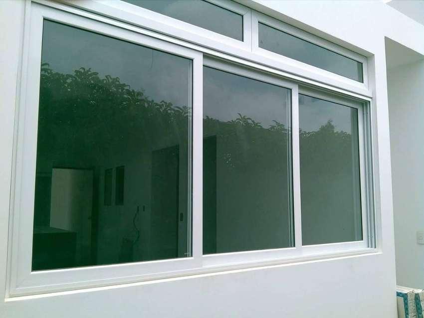 puertas en vidrio templado