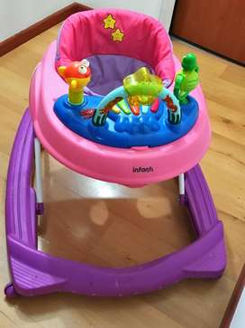 Caminador Bebé Niña Pepe Ganga excelente estado