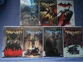 Comics Batman La Noche de los Buhos DC