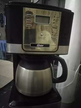 Cafetera OSTER programable
