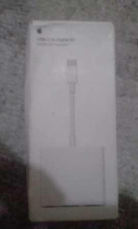 Adaptador Convertidor Apple Original sellado
