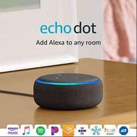 Amazon Alexa dot nuevo