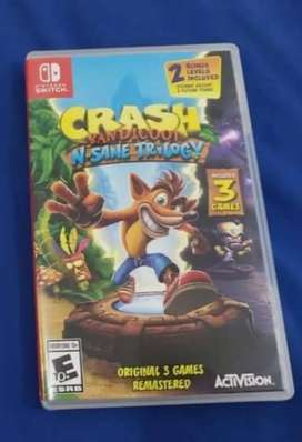 Crash Nsane Trilogy