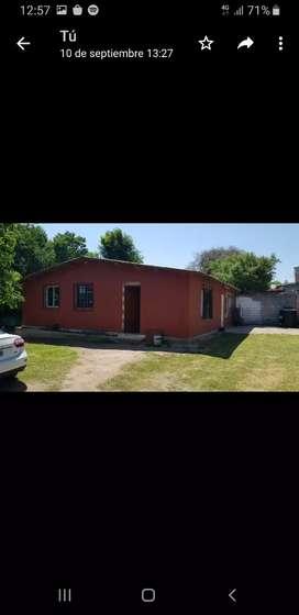 Vendo casa en Villa Allende terreno de( 750 metros )