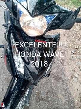VENDO HONDA WAVE!!!