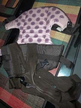 cargador ergonomico de bebe