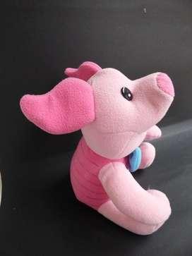 Peluche Piglet, De La Serie De Winnie Pooh 45cm