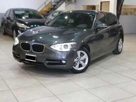 BMW 118 SPORT 2012 IMPECABLE RECIBO MENOR FINANCIO