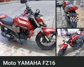 Se vende yamaha fz 150