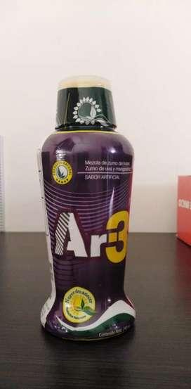 AR3 bebida para quitar el dolor de las articulaciones