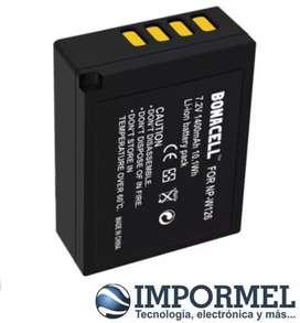 Bateria Fujifilm Fuji Np-w126 Npw126 W126 X-t20 X-t10 X-e2s