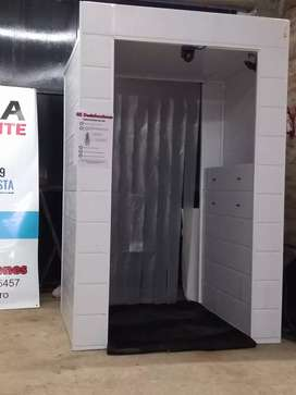 Cabina túnel sanitizante