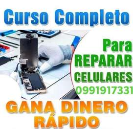 Curso de Reparación Celular