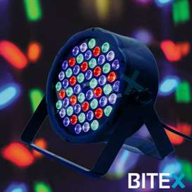 TACHOS PROTONES RGB 36 LED