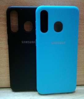 Funda Original Samsung A30 Silicone Cover