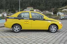 Taxi Ejecutivo en Ibarra