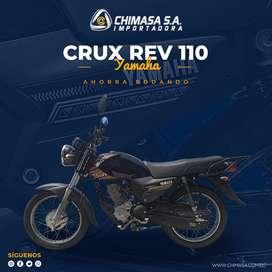 Moto Yamaha Crux 110cc // johan