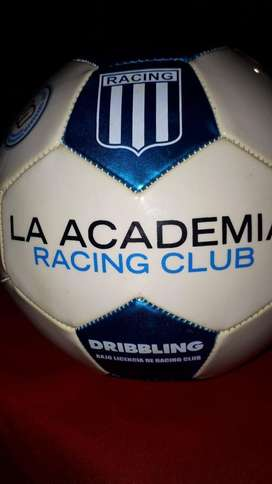 Vendo Pelota Futbol Racing Club