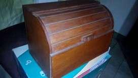panera de madera