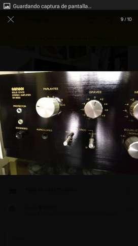 Vendo O Permuto Amplificador