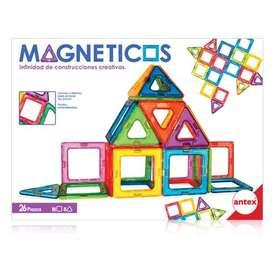 ANTEX MAGNETICOS X 26 PIEZAS
