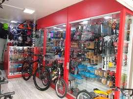 Se Vende Acredita Almacen de Bicicletas