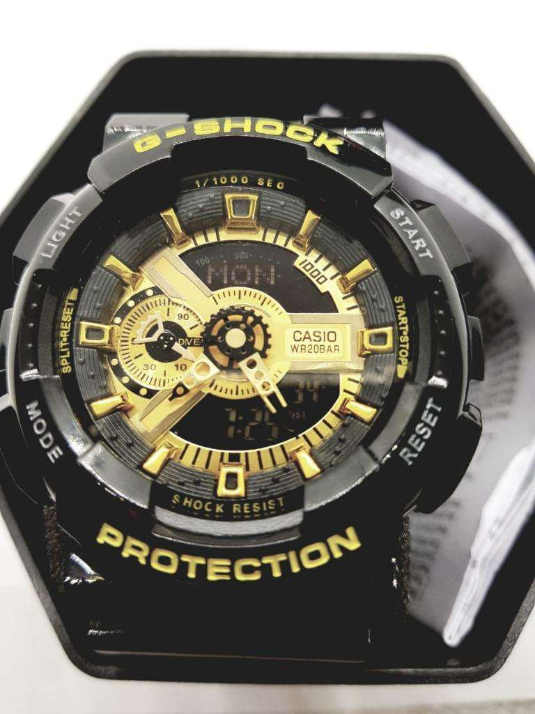 Reloj Casio Gshock  Importado 0
