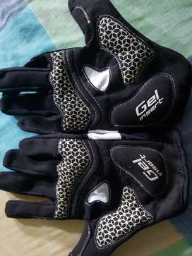 Vents de guantes de ciclismo