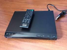 Repoductor Dvd Sony