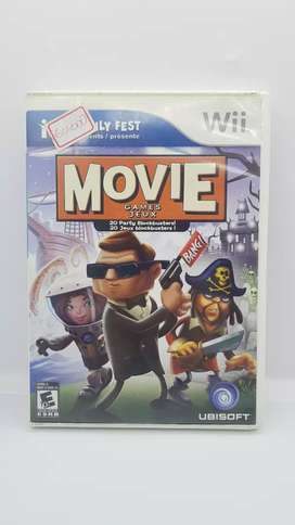 MOVIE GAMES JEUX