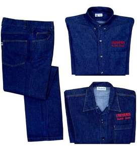 Pantalon de trabajo industrial y uniformes