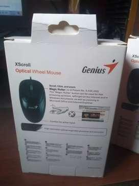 Mouse Genius Xcrooll Optical Wheel