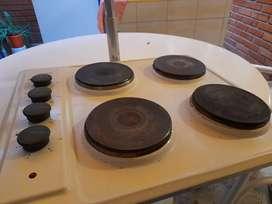 Estufa electrica usada de empotrar para cocina integral