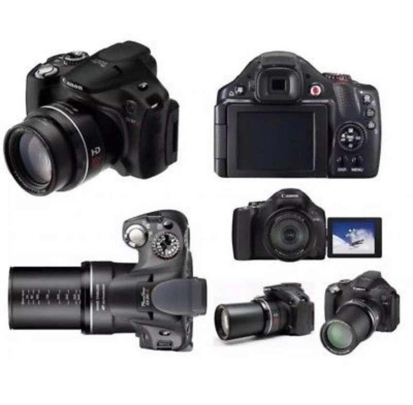 CANON PowerShot SX30 IS cmara digital 0