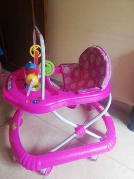 Caminador para baby