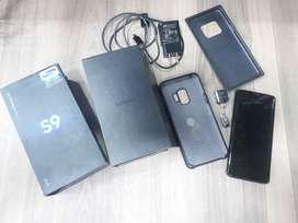 Samsung Galaxy S9 64gb Memoria 4gb Ram Original